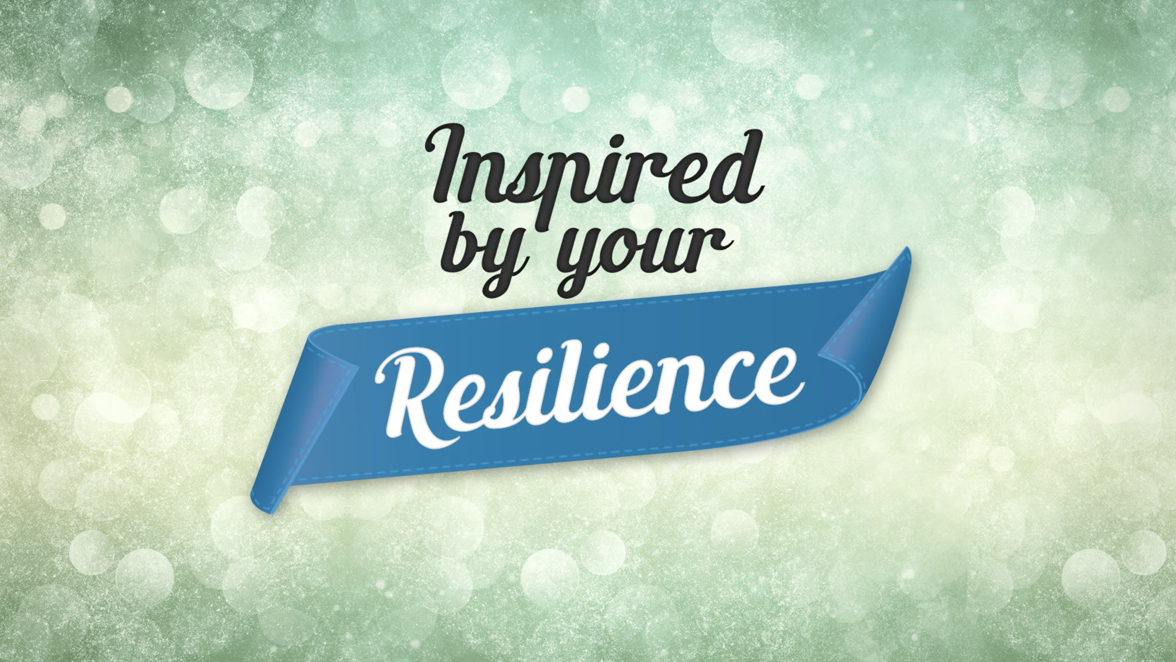 MOM Inspired By Your Resilience